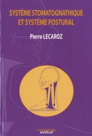 Système stomatognathique et système postural - sauramps medical - 9782840236672 -