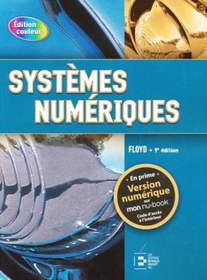 Systèmes numériques - reynald goulet - 9782893774992 -