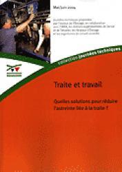 Traite et travail - technipel / institut de l'elevage - 9782841480593 -