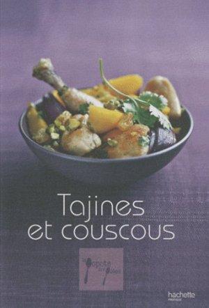 Tajines et couscous - Hachette - 9782012303850 -
