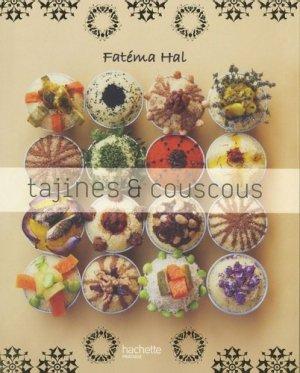 Tajines et couscous - Hachette - 9782012380912 -