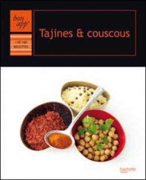 Tajines & couscous - Hachette - 9782012380974 -