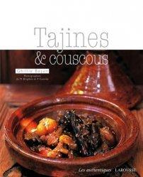 Tajines & couscous - Larousse - 9782035851970 -