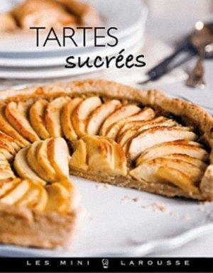 Tartes sucrées - Larousse - 9782035864963 -