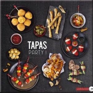 Tapas party ! - Larousse - 9782035880680 -