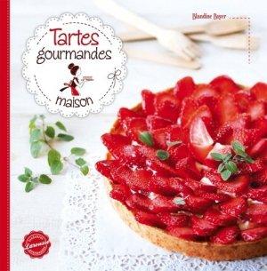 Tartes gourmandes maison - Larousse - 9782035895677 -