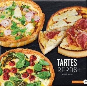 Tartes repas ! - Larousse - 9782035923950 -