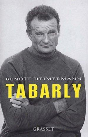 Tabarly - Grasset - 9782246599012 -