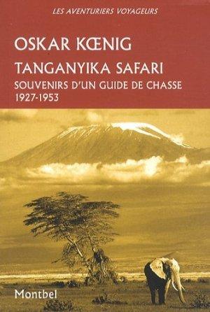 Tanganyika safari - montbel - 9782356530707 -