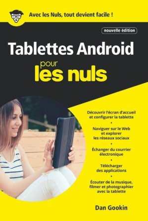 Tablettes Androïd poche pour les nuls - First - 9782412057940 -