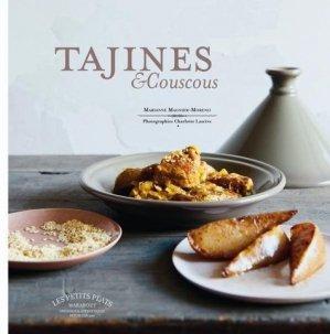 Tajines et couscous - Marabout - 9782501062565 -