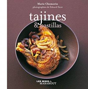 Tajines & pastillas - Marabout - 9782501067751 -