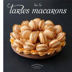 Tartes macarons - Marabout - 9782501136501 -