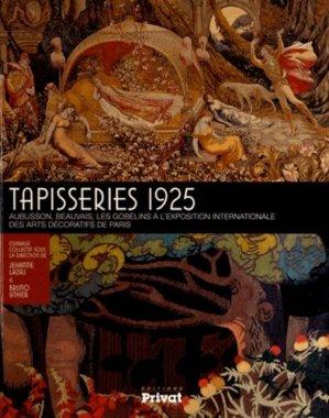 Tapisseries 1925 - privat - 9782708917705 -