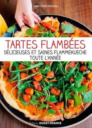Tartes flambées - ouest-france - 9782737384769 -