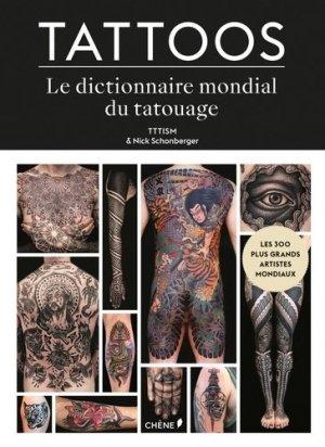 Tattoos - du chene - 9782812318993 -