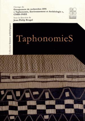 Taphonomies - archives contemporaines - 9782813002419 -