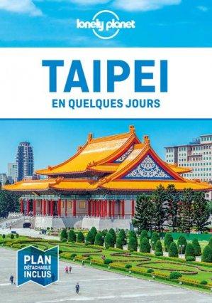 Taipei en quelques jours. 2e édition - Lonely Planet - 9782816185966 -