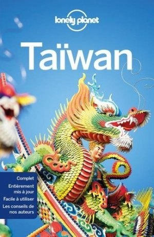 Taiwan - Lonely Planet - 9782816186017 -