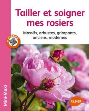 Tailler et soigner mes rosiers - ulmer - 9782841386574 -