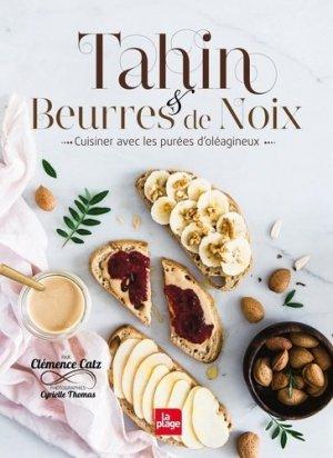 Tahin et beurres de noix - la plage - 9782842216160 -