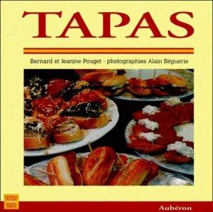 Tapas - Aubéron - 9782844980199 -