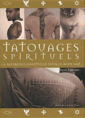 Tatouages spirituels - contre dires - 9782849332122 -