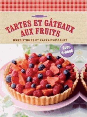 Tartes et gâteaux aux fruits - NGV - 9783625170167 -