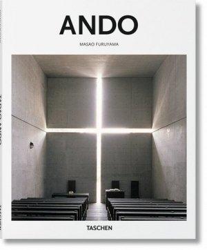 Tadao Ando. Géométrie de l'espace humain - Taschen - 9783836535458 -