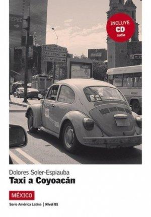 Taxi a Coyoacan - maison des langues - 9788484434054 -