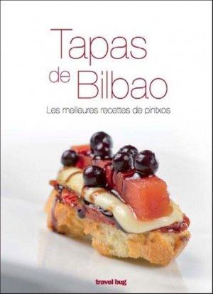 Tapas de Bilbao. Les meilleures recettes de pintxos - Travel Bug - 9788494629709 -