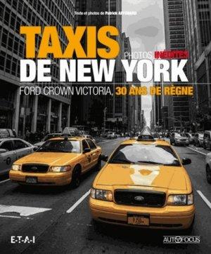 Taxis de new york - etai - editions techniques pour l'automobile et l'industrie - 9791028300555 -