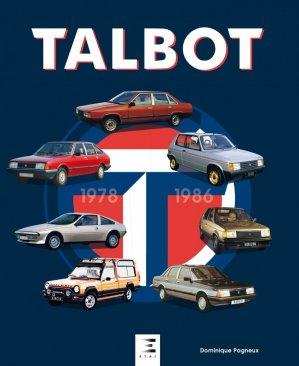 Talbot 1978-1987 - etai - editions techniques pour l'automobile et l'industrie - 9791028303754 -