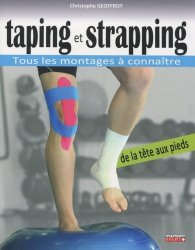 Taping et strapping - geoffroy - 9791090653078