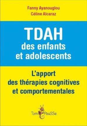 TDAH des enfants et adolescents - tom pousse - 9782353452194 -