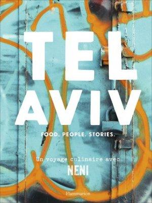 Tel Aviv - flammarion - 9782081494831 -