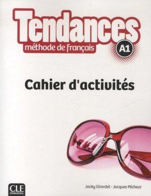 Tendances A1 - Nathan - 9782090385267 -
