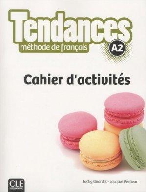 Tendances A2 - Nathan - 9782090385298 -