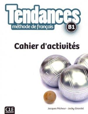 Tendances B1 - Nathan - 9782090385328 -