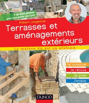 Terrasses et aménagements extérieurs - dunod - 9782100709649 -