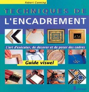 Techniques de l'encadrement - eyrolles - 9782212026580 -