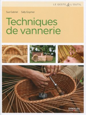Technique de vannerie - eyrolles - 9782212138849 -