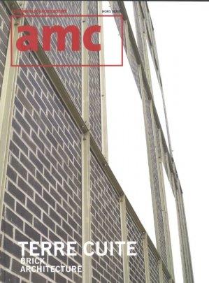 Terre cuite Brick Architecture - le moniteur - 9782281193718 -