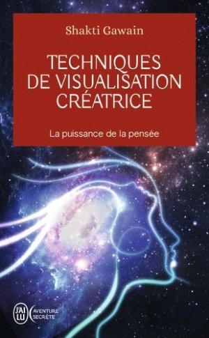 Techniques de visualisation créatrice - j'ai lu - 9782290339923 -