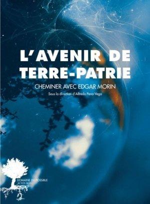 Terre-Patrie - actes sud  - 9782330151669 -