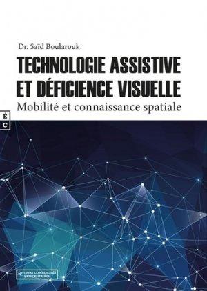 Technologie assistive et déficience visuelle - complicités - 9782351201985
