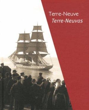 Terre-Neuve, Terre-Neuvas - librairie des musées - 9782354040406 -