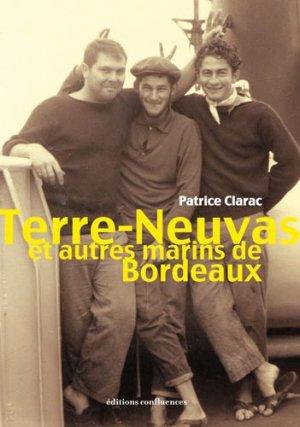 Terre-Neuvas et autres marins de Bordeaux - confluences - 9782355270680 -