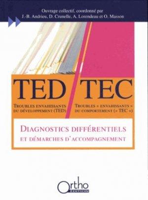 TED - TEC - ortho  - 9782362350368 -