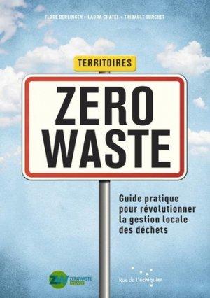 Territoires Zero Waste - rue de l'échiquier - 9782374251615 -